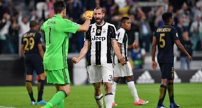 Juve, Buffon: Ogni volta devo dimostrare di valere questo livello