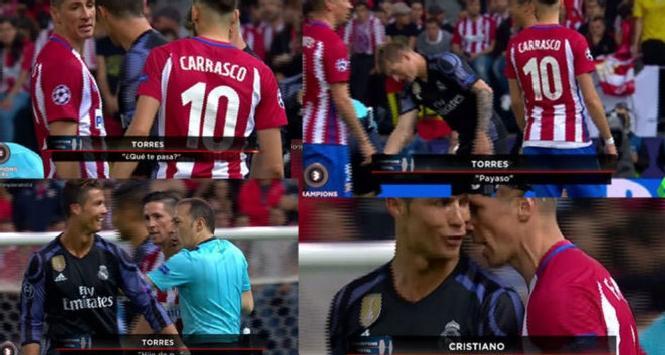 "Champions, scintille Cristiano Ronaldo-Torres al ""Calderon"""