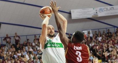 Basket, semifinale playoff Serie A: Venezia batte Avellino e va sul 3-2