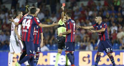 Squalificati Serie A: un turno a Hysaj e Ceccherini