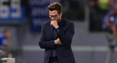 Roma-Inter, Di Francesco: