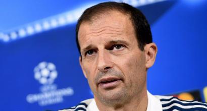 """Juve, Allegri: """"Con l'Olympiacos voglio un Dybala decisivo"""""""