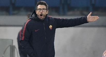 Champions, l'ottimismo di Di Francesco si fonda sui numeri: Roma verso i quarti col favore della storia