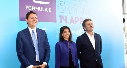 Formula E: iniziati i lavori sul circuito di Roma