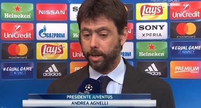 """Champions, Agnelli: """"Qualche riflessione sul designatore Collina e la sua vanità va fatta"""""""