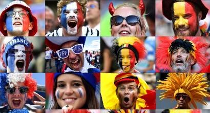 MONDIALI - Belgio sotto contro la Francia, Martinez si aggrappa a Dries Mertens