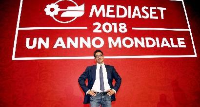 """Successo per il Mondiale 2018 su Mediaset, Pier Silvio Berlusconi: """"Sono orgoglioso"""""""