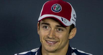 """F1, Leclerc pensa al presente: """"La Ferrari? E' tutto ancora lontano"""""""
