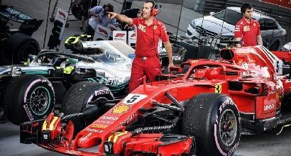 Ferrari, butta malissimo a Sochi