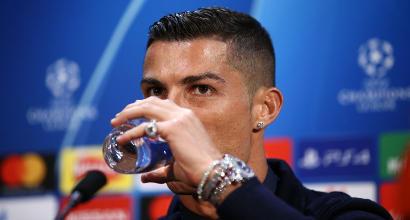 "Ronaldo: ""Grande United, ma vinciamo noi. Le accuse? Io sono un uomo felice"""