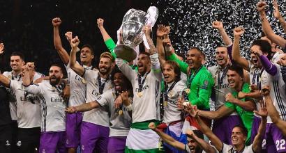 A Real, Bayern e Barcellona più di 2 miliardi di euro: i premi Champions fanno grandi... le Grandi
