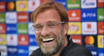 """Champions, Klopp: """"Volevo evitare la Juve, è la favorita"""""""