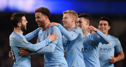 Manchester City-Burton (Getty Images)