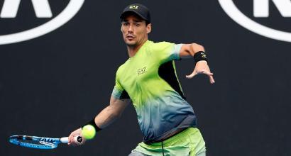 Australian Open: Fognini e Giorgi volano al terzo turno