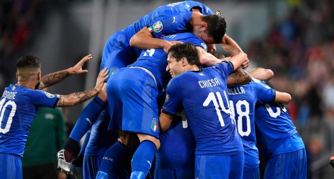 Italia batte Bosnia 2-1 in rimonta