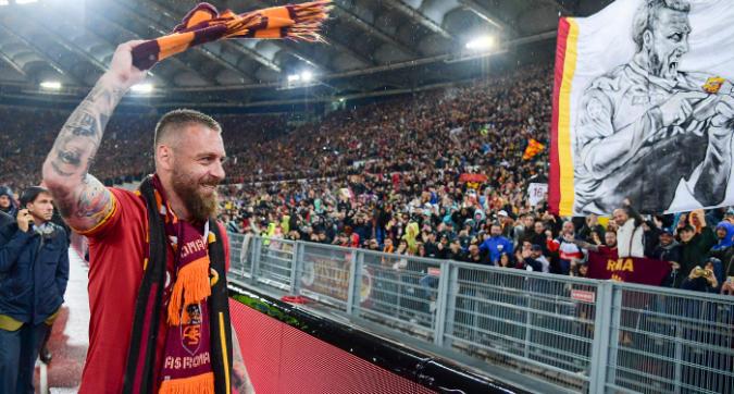 Fiorentina, De Rossi fa retromarcia: l'ex romanista starebbe valutando anche il ritiro