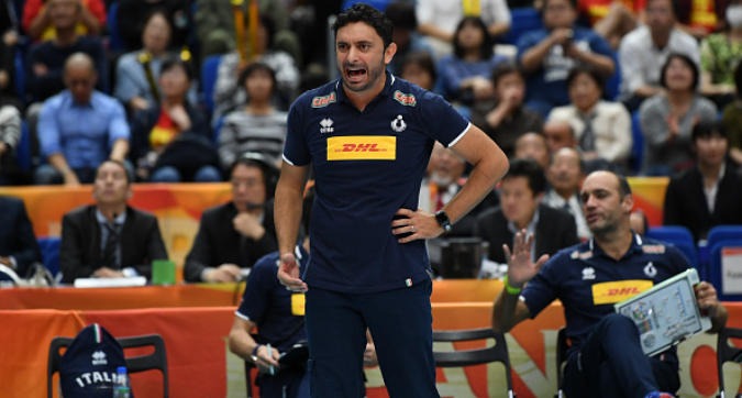 Nations League Volley, Final Six: Italia-Turchia 0-3