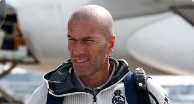 Real Madrid, Zidane lascia il ritito per motivi personali