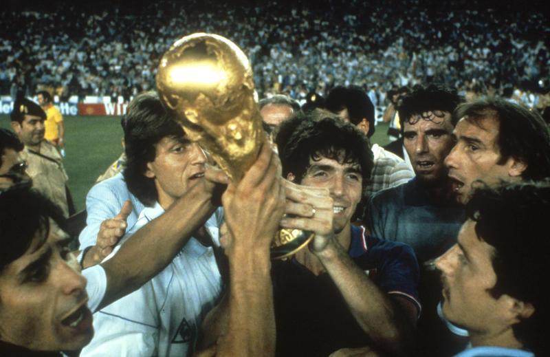 Mondiali 1982: Italia