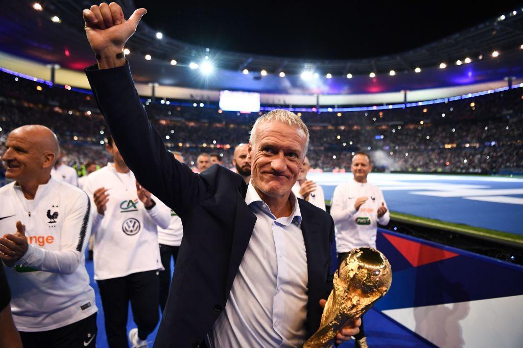 Miglior allenatore del 2018 - Didier Deschamps