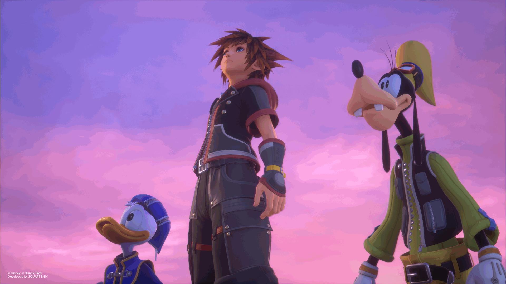 Kingdom Hearts III, inizia l'avventura