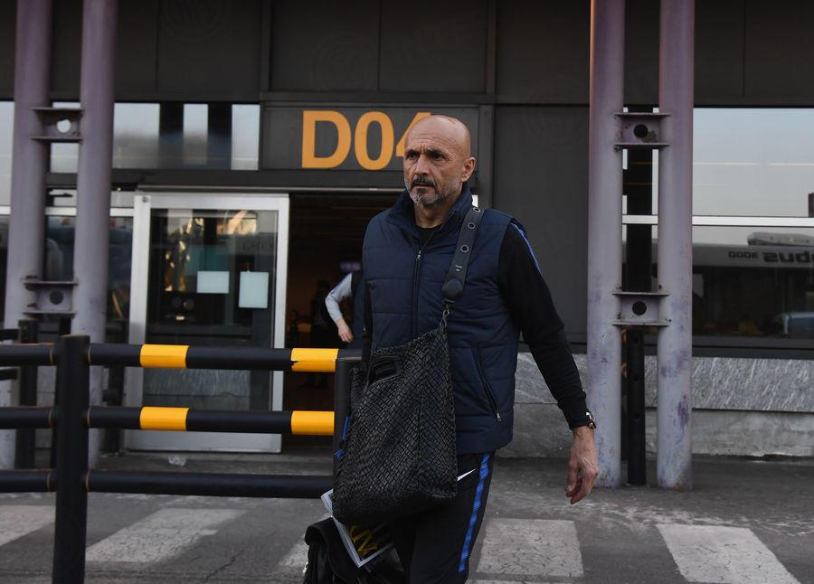 L'Inter vola a Cagliari, Icardi non c'è