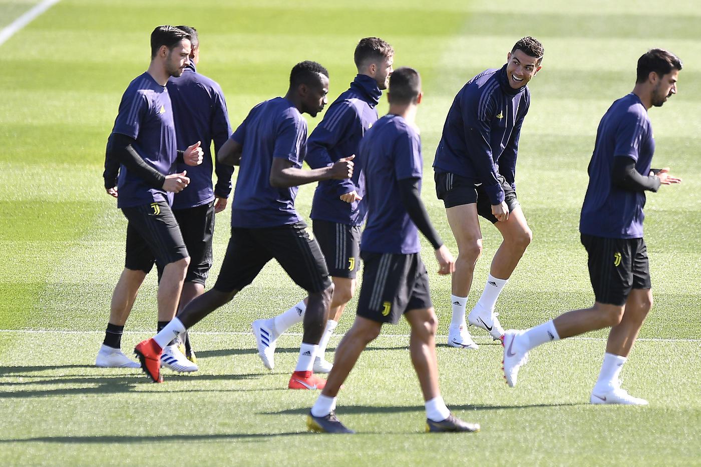 La Juve corre verso l'Ajax