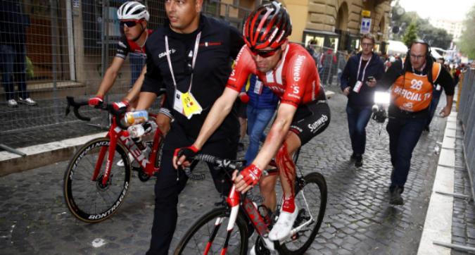 """Giro, Dumoulin: """"La classifica ormai è andata"""""""