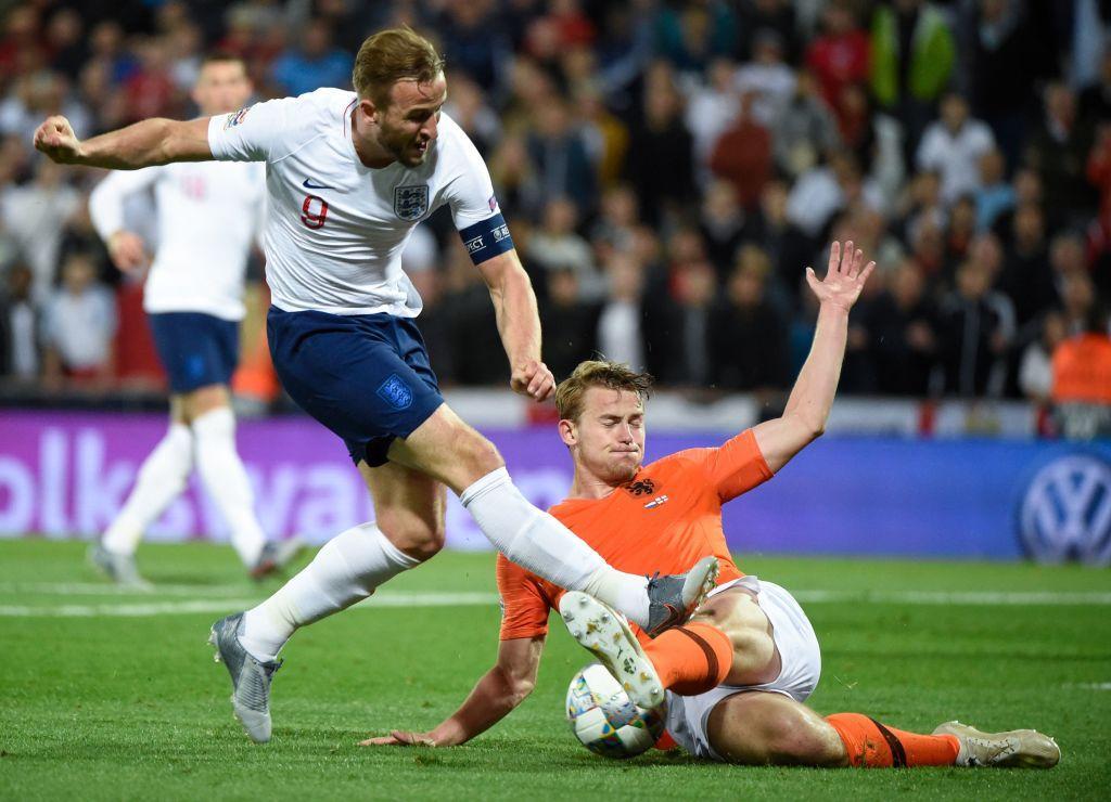 Nations League, Olanda in finale
