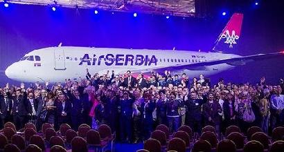 Djokovic vola alto: un aereo porterà il suo nome