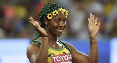 Atletica, Mondiali Pechino: Fraser-Pryce regina della velocità
