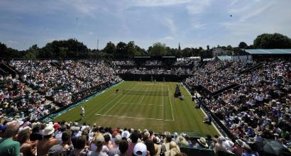 Wimbledon, Foto LaPresse