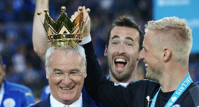 Leicester Campione, il video dei festeggiamenti a casa Vardy