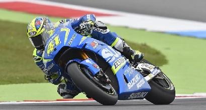 MotoGP, Aprilia ufficializza l'ingaggio di Aleix Espargaro