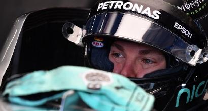 Rosberg (Afp)