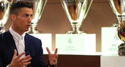 Ufficiale: Ronaldo è Pallone d'Oro 2016