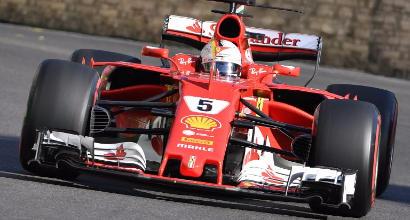 """Vettel: """"Hamilton? Non si fa così"""""""