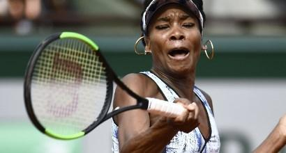 Venus Williams coinvolta in un incidente d'auto mortale