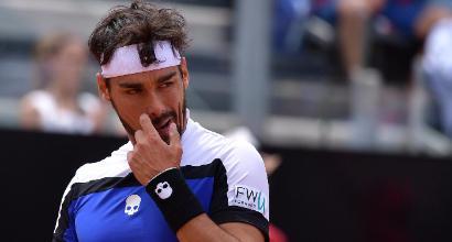Tennis, US Open: rimonta per Lorenzi e Fabbiano, out Schiavone, Seppi e Fognini