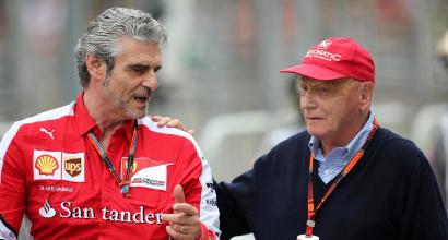 F1, Arrivabene: