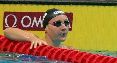 Europei nuoto, exploit Panziera: bronzo nei 200 dorso con record italiano