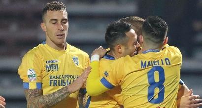 Serie B, Cittadella-Frosinone 1-2: i ciociari agganciano il Palermo in vetta