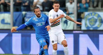 Serie B, l'Empoli allunga in vetta