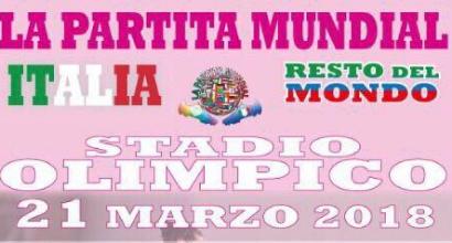 Partita Mundial, Batistuta torna a giocare all'Olimpico dopo 15 anni