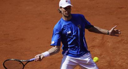 Tennis, Montecarlo: esce di scena anche Seppi, passa Nishikori