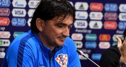 """Mondiali 2018: Croazia, Dalic """"Il match della vita, giochiamo il nostro calcio"""""""
