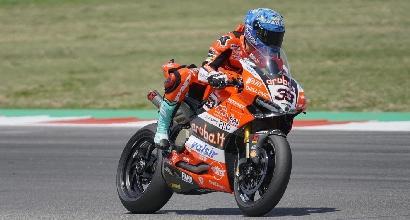 Superbike: Bautista prende il posto di Melandri in Ducati