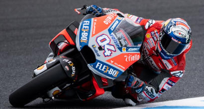 """MotoGP, Dovizioso e Rossi in coro: """"Il titolo di Marquez è strameritato"""""""