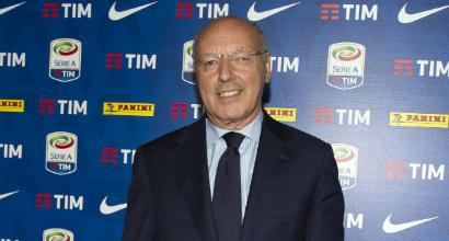 Marotta si avvicina all'Inter: da giovedì non sarà più ad della Juventus
