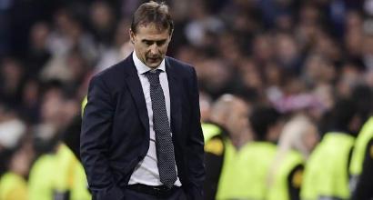 Conte atteso a Madrid per la firma con Real: per l'esonero di Lopetegui manca solo l'ufficialità